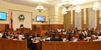 Засгийн газрын 11 сайдыг томиллоо