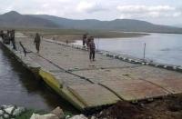 Тэрхийн голын түр гүүрээр 20 мянга гаруй зорчигчыг нэвтрүүлжээ