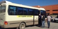 Сургуулийн автобусуудыг шалгаж эхэллээ