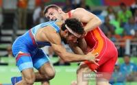 Армян улс шударга бусаар ялагдсан бөхөд нөхөн медаль өгөхийг шаардлаа