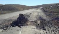 Улаанбаатар-Өндөрхаан чиглэлийн замд аюултай нөхцөл үүсчээ