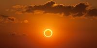 Маргааш нарны цагираг хиртэлт болно