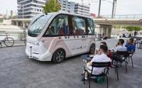 Жолоочгүй автобус үйлчилгээнд явж эхэллээ