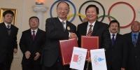 МҮОХ, БНХАУ-ын олимпийн хороотой хамтран ажиллана