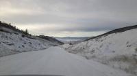 Зарим зам, даваа цасанд боогджээ