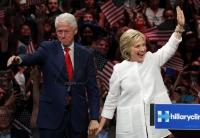 """Клинтоныхон дахин Цагаан ордонд """"ЭЗЭН"""" суух уу"""