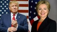 Флорида, Виржиниа, Жоржиа, мужид Д.Трамп, Хойд Каролина, Пенсилваниа, Охайо, Висконсинд Х.Клинтон тэргүүлж явна