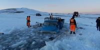 Гол, мөрний мөсөн дээгүүр авто тээвэр хийхгүй байхыг анхаарууллаа