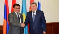 Евразийн эдийн засгийн холбооны гишүүн орнуудтай зам, тээврийн харилцаагаа өргөжүүлнэ