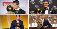 """К.Роналду дөрөв дэх """"Алтан бөмбөг""""-өө хүртлээ"""