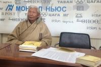 М.Намсрай: Монгол шар зурхай бол хүн төрөлхтний зохиосон бүх зурхайн эх үндэс юм