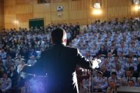 Ерөнхийлөгч ҮБХИС, Тэмүүжин Өрлөг сургууль, Цэргийн төв эмнэлэгт ажиллав