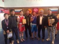Дорнод аймгийн өсвөрийн боксчид олон улсын тэмцээнээс есөн медаль хүртлээ
