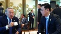 Казахстаны Ерөнхийлөгч Н.Назарбаевтай уулзав