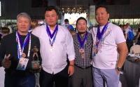 Цагдаагийн алба хаагчид практик буудлагын ДАШТ-ээс хүрэл медаль хүртжээ
