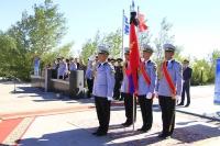 Хилийн цэргийн 0131-р ангийг Цэргийн гавьяаны одонгоор шагналаа