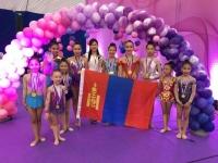 Гимнастикчид олон улсын тэмцээнд амжилттай оролцжээ