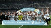 Испанийн супер цомд Реал Мадрид түрүүлэв