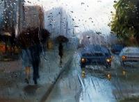 Улаанбаатарт 13 хэм дулаан, бороотой