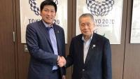 """""""Токио 2020"""" Олимпийн багийн ахлагч Б.Баттүшиг Япон Улсад ажиллав"""