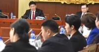 Засгийн газар өвөлжилтийн бэлтгэл ажлын асуудлаар хуралдаж байна