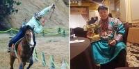 С.Эрдэнэ морьт харвааны ДАШТ-ээс мөнгөн медаль хүртжээ