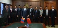 Ж.Бат-Эрдэнэ сайд БНХАУ-аас Монгол Улсад суугаа Элчин сайдтай уулзлаа