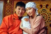 Гурван сая дахь иргэн Х.Монголжин охин гурван нас хүрлээ