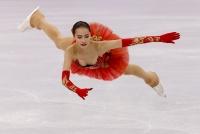 ВИДЕО: Олимпийн аварга Алина Загитовагийн чөлөөт үзүүлбэр