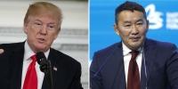 Д.Трамп: Монгол Улстай хөдөө аж ахуйн салбарт бизнесийн харилцааг хөгжүүлэх сонирхолтой байгаа