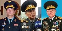 Ч.Амарболд нарын гурван генералын цолыг хаслаа