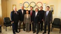 """""""Мехико-1968"""" Олимпийн наадамд оролцсон баг тамирчдад хүндэтгэл үзүүлэв"""