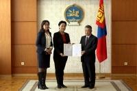 Ерөнхийлөгч Монгол бичгийн хэрэглээг нэмэгдүүлэх тухай зарлиг гаргав