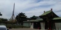 Богд хааны ордон музейг үзэхээр жилд 40-50 мянган жуулчин ирдэг