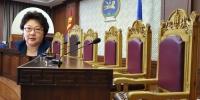 Ш.Солонгыг Үндсэн хуулийн цэцийн гишүүнээр томилохыг дэмжлээ