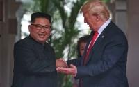 ФОТО: Трамп, Ким нарын түүхэн уулзалт