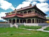 Монгол орны үзэсгэлэнт газруудаараа аялаарай