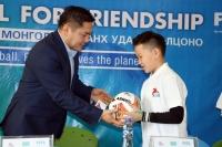 А.Ганбаатар: Хөлбөмбөгийн спорт улс орныг бүхлээр нь хөгжүүлж чадна