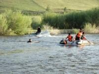 Усанд осолдсон хүмүүсийг эрэн хайх ажиллагааг үргэлжлүүлж байна
