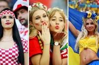 ФОТО: Хөлбөмбөгийн үзэсгэлэнт фанатууд