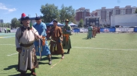 Урианхай сурын харваагаар Монгол наадам эхэллээ