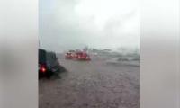 Улаанбаатар-Дархан чиглэлийн замд үер буулаа
