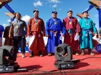 Төв аймгийн бөхчүүд тэргүүллээ