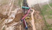 Төмөр замыг сэргээн засварлаж, галт тэрэгний хөдөлгөөнийг нээжээ