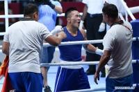 АЗИЙН НААДАМ: Боксын тамирчид алт, мөнгөн медаль хүртлээ