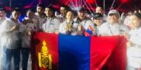 АЗИЙН НААДАМ: Монголын баг тамирчид түүхэн амжилт тогтоов