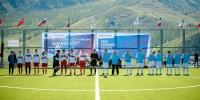 Монгол Улсад суугаа элч, төлөөлөгчид хөлбөмбөгийн ногоон талбайд өрсөлдлөө