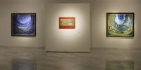 """ХААН Галерейд уран бүтээлч Д.Бадам, С.Долгор нарын хамтарсан """"Улирах цаг"""" үзэсгэлэн зохион байгуулагдаж байна"""