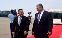 Ерөнхийлөгч Х.Баттулгын Азербайжан улсад хийх ажлын айлчлал эхэллээ