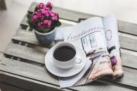 Өглөө кофе уухын ач тус